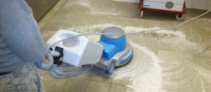 generalní čisteni podlah